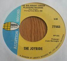 JOYRIDE,The ~ Big Bright Green Pleasure Machine (Paul Simon) psych/garage PROMO