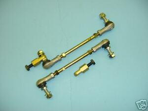 04-08 Dodge Magnum Adjustable Rear Sway Bar Links
