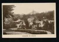 Ireland Co Wicklow ENNISKERRY General view RP PPC Used 1917