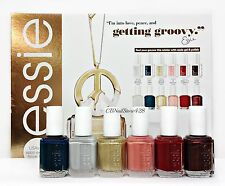 ESSIE Nail Lacquer- GETTING GROOVY Winter 2016 - All 6 Shades 1003-1008