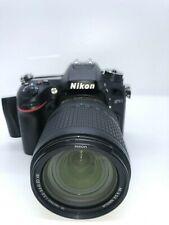 NIKON D7100 24.2MP W/ AF-S NIKKOR 18-140MM DX VR LENS 2 batt. (Great Shape!!)