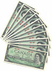 Canada 1967 (One) $1 Dollar Bill Canadian Note Mint Uncirculated CRISP Banknote