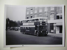 ENG1947 - 1960s RED ROVER OMNIBUS Co Ltd - BUS PHOTO