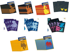 Official Pokemon Sleeves (Lot of 18) - New ~ 4.84$ for 65 Sleeves! If 2+ Bought