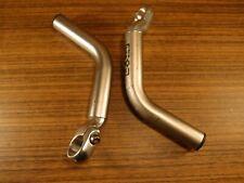 vintage 1990's aluminium alloy bar ends & plugs MAXX for MTB
