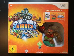 Skylanders: Giants - Booster Paket (Nintendo Wii, 2012)