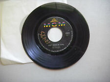 THE ANIMALS cheating /don't bring me down MGM   45
