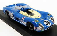 Solido 1/43 Scale Racing Car 43404 - 1969 Matra MS 650 - Blue