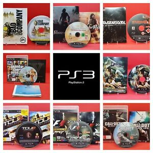 SALE! - Sony PS3 Games - Same Day Postage - Updated 12/01- BellaRoseCollectables