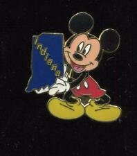 12 Months of Magic Mickey State Indiana Disney Pin 11886