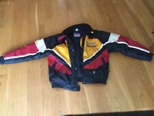 New ListingVintage Ski-Doo Mens L Black/Red/Gray Embroidered Snowmobile Bombardier Jacket