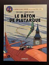 E.P. JACOBS * BLAKE ET MORTIMER ** LE BATON DE PLUTARQUE * EO + EX-LIBRIS N°/S