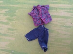 Kelly Tommy Ryan Clothes 2ps Pant set