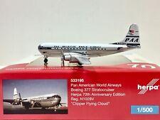 Herpa Wings Pan American World Airways B-377 Stratocruiser 1:500 N1028V 533195