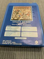 Chuck Berry 8 Track Tape London Played Through