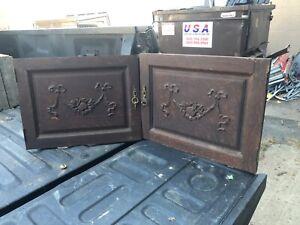 Vintage Cabinet Doors Indiana Antique Doors For Sale Ebay