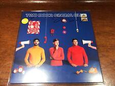 Two Door Cinema Club - False Alarm - Yellow Vinyl LP Record Signed Autographed