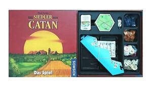 Die Siedler von Catan Das Spiel Komplett  Spiel des Jahres 1995