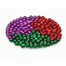 50pc/lot Fly Tying Beads Tungsten Colorful Nymph Head Ball Bead Fly Fishing Bead
