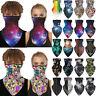 Schlauchtuch Bandana Motorrad Schal Sport Mundbedeckung Nase Dreiecktuch Anti UV