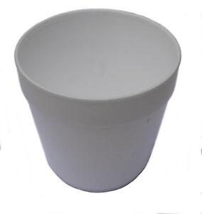 Suppenbecher, Suppenschalen, Styropor mit/ohne Deckel 340-460-550-680 ml