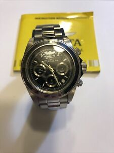 Invicta 9223 Professional Speedway Chronograph Men's Quartz Watch.