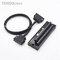 Panasonic A6/A5 series servo drive CN X5 /X4 50Pin terminal (control cable 1M)