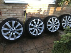 Range Rover Sport 22 Inch Alloys And Tyres Stormer