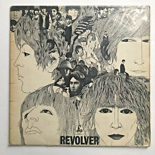 THE BEATLES - REVOLVER * LP VINYL * FREE P&P UK * PMC 7009 MONO XEX 605-2 SIDE 1