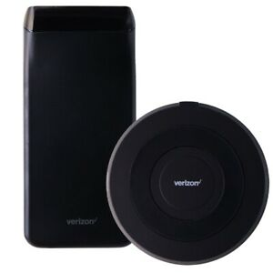 Verizon Wireless Charger Combo Pack for Apple Devices - Black (APLPWRBNDL)