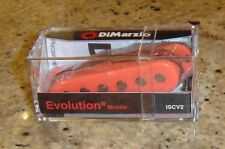 Dimarzio ISCV2 Ibanez Jem PINK Steve Vai Evo Evolution Middle single coil pickup