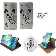 MEDION LIFE X6001 - Schutz Hülle Handy - 360° XL Hund 2