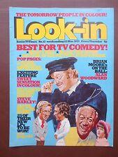 LOOK IN MAGAZINE 22 March 1975 STEVE HARLEY Sweet Sensation Alan Woodward