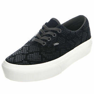 Vans Era Platform (Animal) Women's Size 6 Shoes Emboss/Black VN0A3WLU1VI NEW