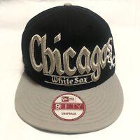 Chicago White Sox MLB Snapback Hat Cap New Era