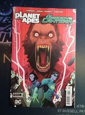 Planet of the Apes Green Lantern (2017) #4A VF/NM (8881)