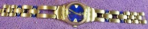 SWATCH  IRONY  DATE 1999 *ANTHYLLIS* NEW BATTERY WORKING AS  QUARTZ WATCH  CAN