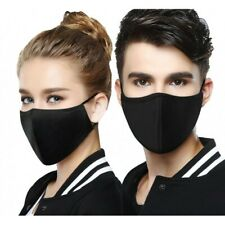 FACE MASK WASHABLE REUSABLE BREATHABLE UK