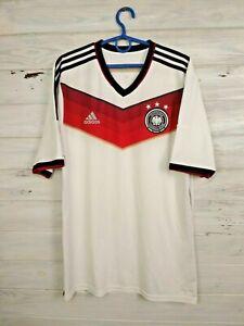 Germany Jersey 2014/15 Home LARGE Shirt Mens Trikot Football Adidas G87445
