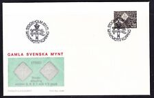 Sweden 1971  - 4k Blood Money Illustrated  First Day Cover