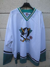Maillot hockey MIGHTY DUCKS OF ANAHEIM n°22 shirt NHL Campri XL vintage trikot