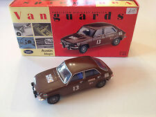 vanguards austin allegro works rally car