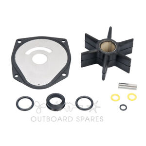 Mercury Mariner Impeller Water Pump Kit for 75hp to 300hp Outboard # 47-43026Q06