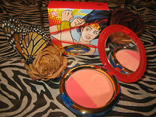 MAC Blush MIGHTY APHRODITE Wonder Woman Authentic Rare GLOBAL SHIP 💋