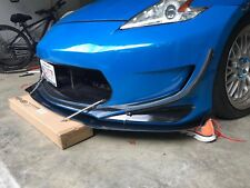 370z amuse front splitter kit ( comes with free rods )