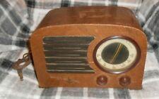 New ListingVintage Working 1947 Emerson Radio Model 544 Radio Unrestored Working