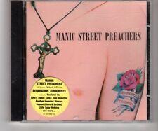 (HQ427) Manic Street Preachers, Generation Terrorists - 1992 CD
