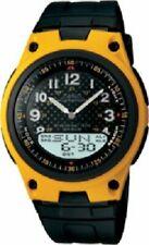 Casio Men's Quartz Analog Digital Black Resin Watch AW80-9