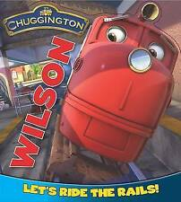 Chuggington  Board Book: Wilson by Parragon Book Service Ltd (Board book, 2010)