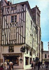 17 La Rochelle - Rue Saint Sauveur, Vieille Maison - 1987